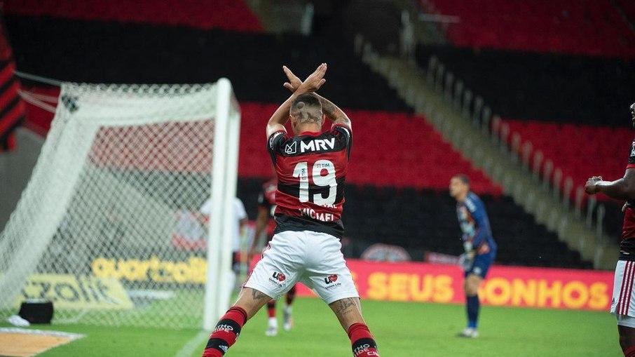 Flamengo e Grêmio brigam por rodada do Brasileirão nesta quinta (28)- Foto/Instagtam