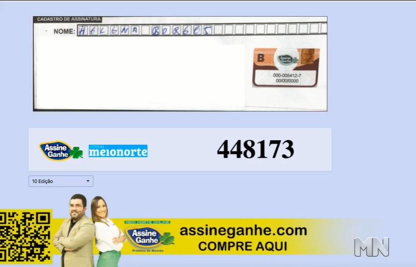 Assine Ganhe:127° assinante é sorteada; premiação ultrapassa R$500 mil - Imagem 2