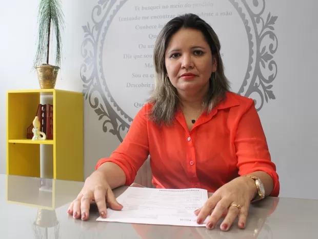 Psicopedagoga Patrícia Sampaio