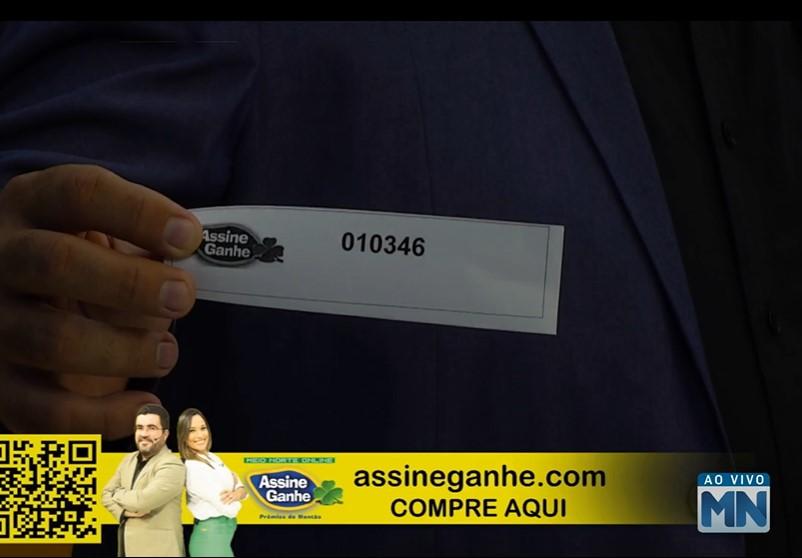 Assine Ganhe:129° assinante é sorteada; premiação ultrapassa R$500 mil - Imagem 1