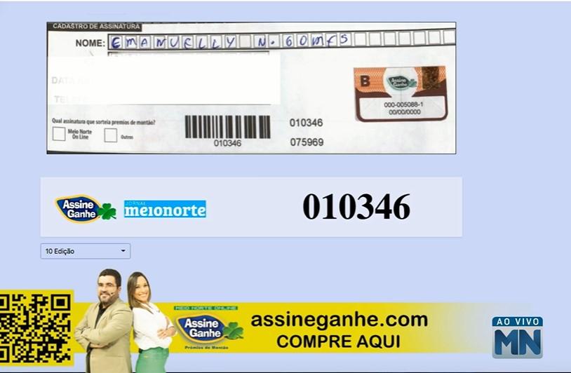 Assine Ganhe:129° assinante é sorteada; premiação ultrapassa R$500 mil - Imagem 2