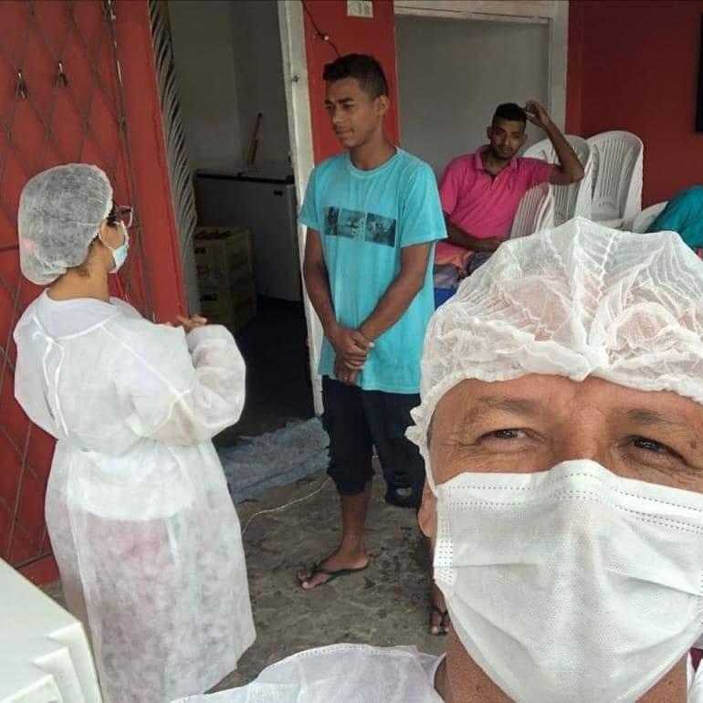 Prefeitura de Monsenhor Gil intensifica ações no combate ao Covid-19 - Imagem 5