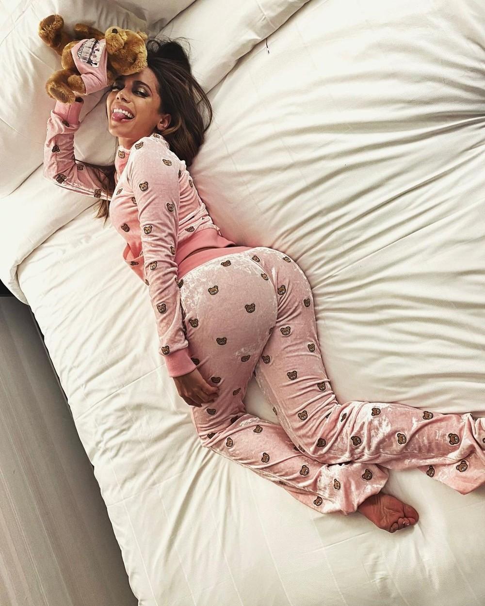 Anitta curte inverno nos EUA com looks estilosos na neve - Imagem 10