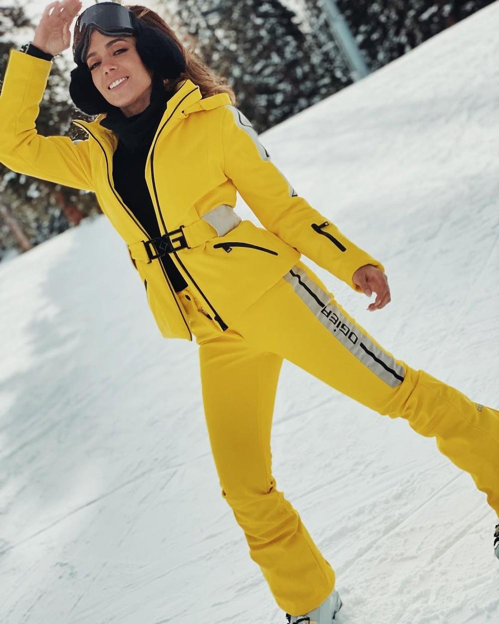 Anitta curte inverno nos EUA com looks estilosos na neve - Imagem 3
