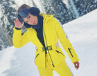 Anitta curte inverno nos EUA com looks estilosos na neve