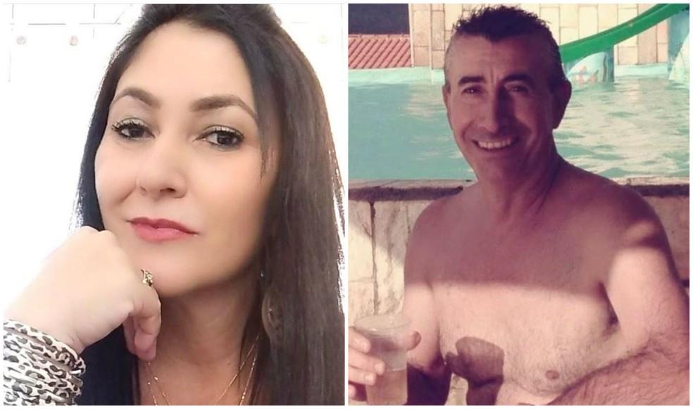 Rita Amalfi morta por Reinaldo Pereira (Foto:Reprodução/ Facebook)