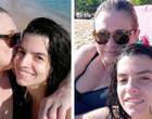 Fafy Siqueira rebate comentário após foto com esposa mais nova na web