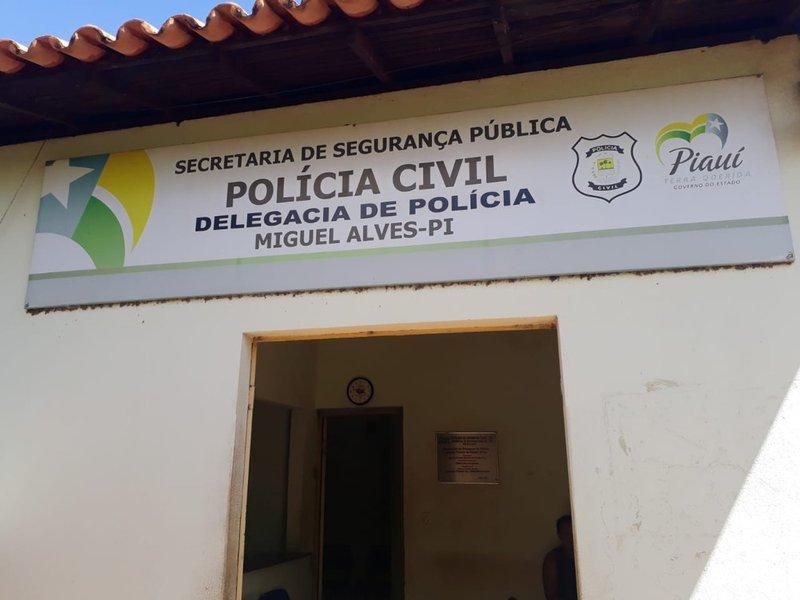 Delegacia de Miguel Alves