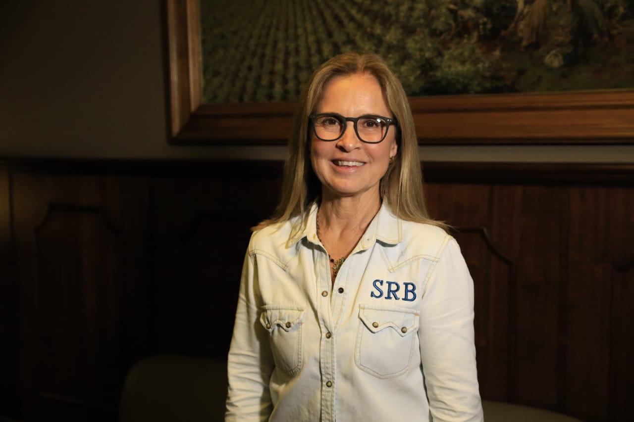 Teresa Vendramini, presidente da SRB