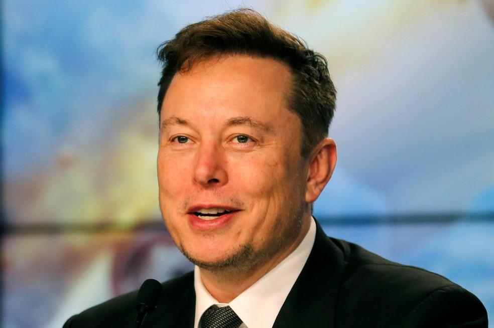 Elon Musk é a pessoa mais rica do mundo