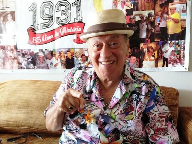 Cantor Genival Lacerda morre aos 89 anos vítima da Covid-19 - Imagem 1