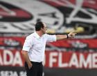 Após derrota do Flamengo, Ceni tem conversa com a cúpula no Maracanã