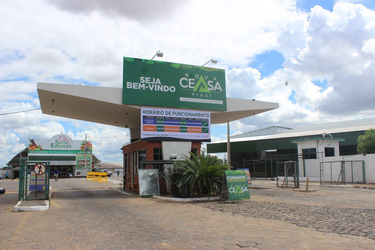 Nova Ceasa é exemplo de sucesso de PPP implantado no Piauí   foto: Divulgação