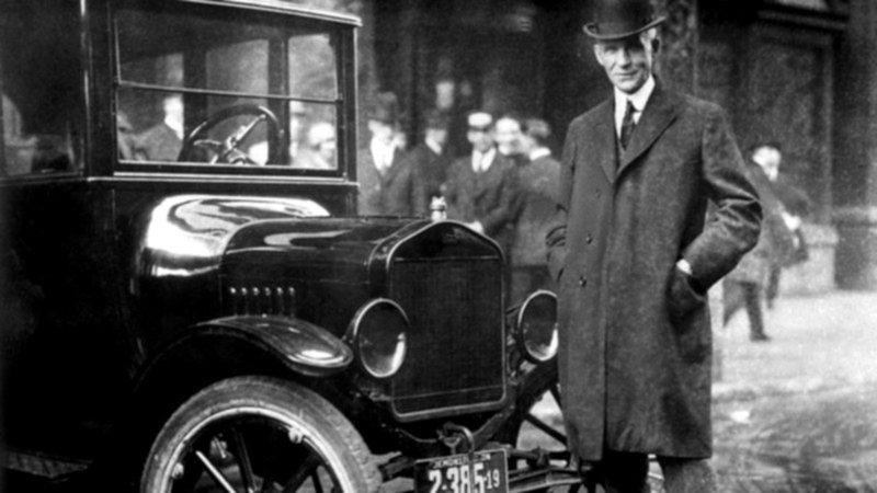 Henry Ford (Foto: reprodução)