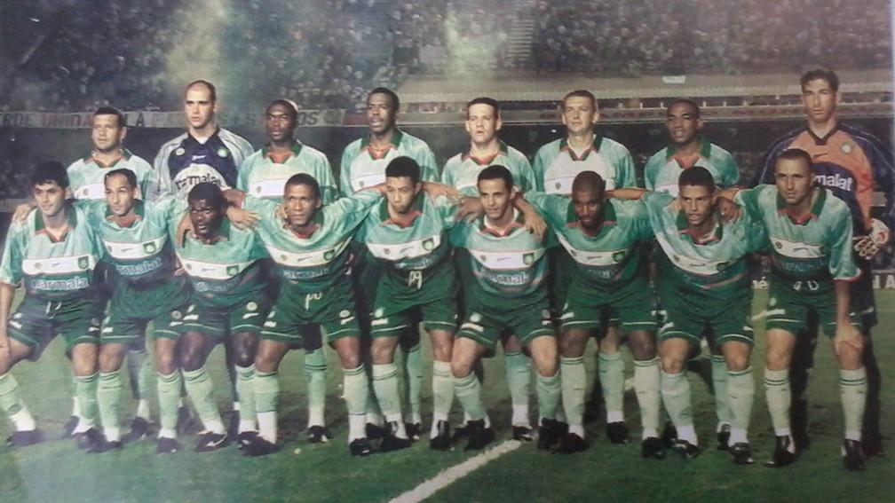 1ª vez no século o Palmeiras pode chegar a três finais na temporada - Imagem 1