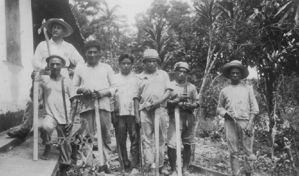 Funcionários (Foto: Wiki)