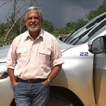 Jornalista José Raimundo