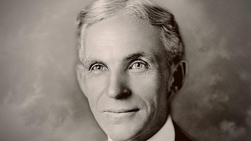 Henry Forde (Foto: WIki)