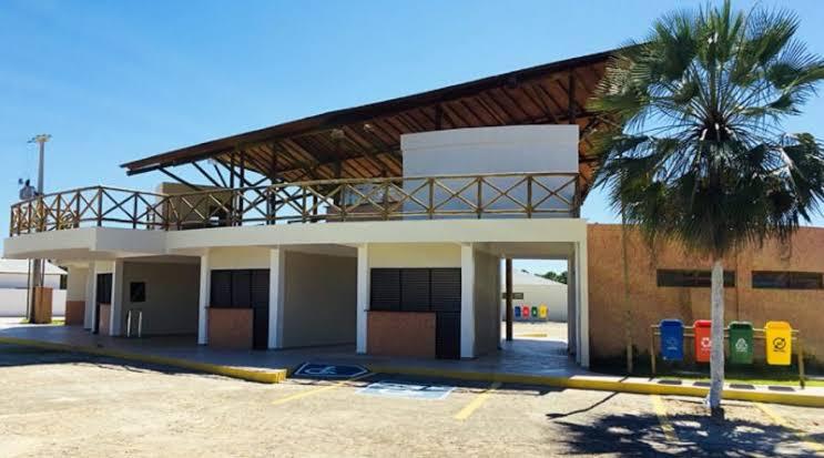 PPP da Rodoviária de Barra Grande foi contratada em 2020   FOTO: Divulgação