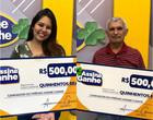 Ganhadores do Assine Ganhe recebem prêmios de R$ 500 no GMNC