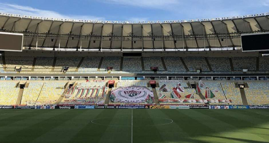 Estádio Maracanã (Foto: divulgação)