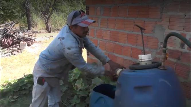 Gás ajuda famílias de agricultures familiares