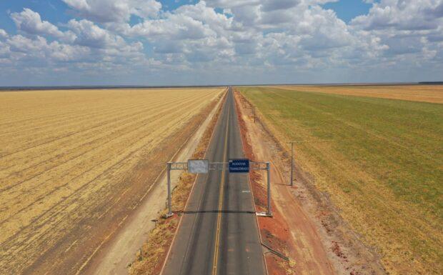 Rodovia é importante para o agronegócio piauiense