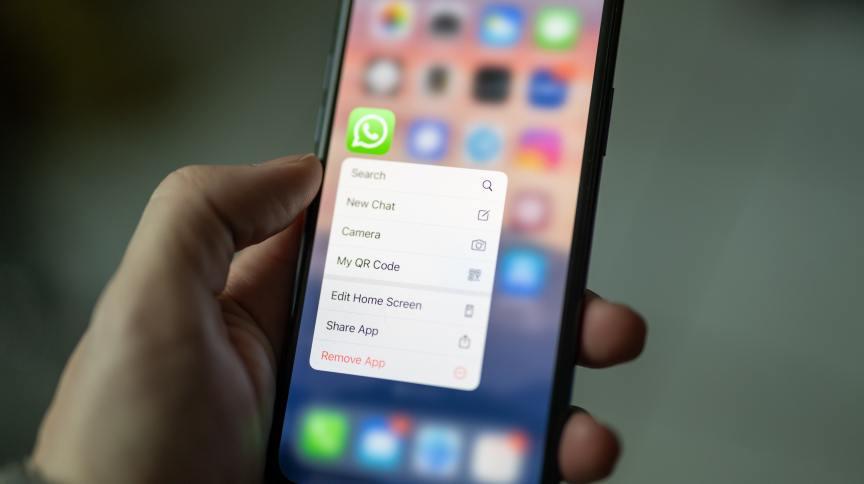 WhatsApp muda regra e permite denunciar mensagens| Foto:Reprodução