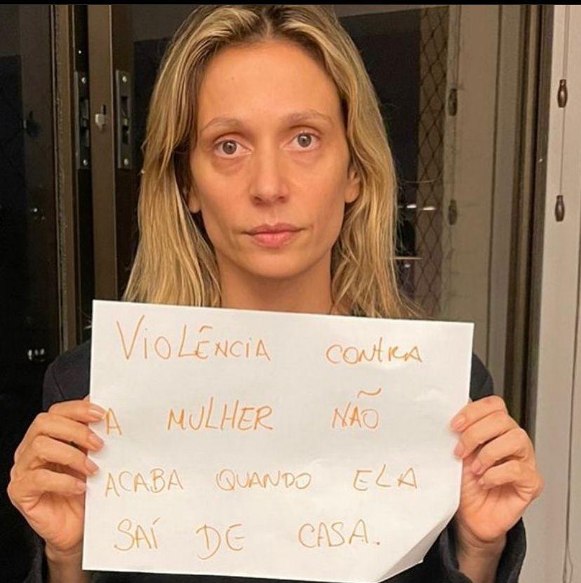 Luísa Mell acusa ex-marido de violência psicológica