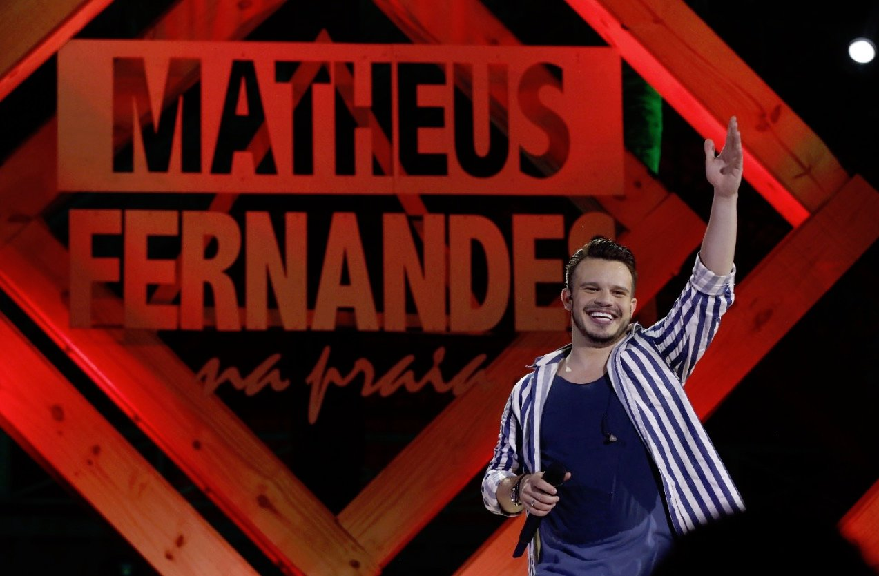 Matheus Fernandes vive grande momento na carreira emplacando duas músicas - Foto: Divulgação