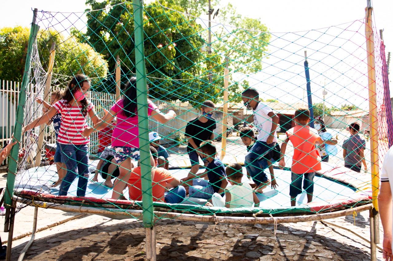 Água Branca comemora Dia das Crianças com várias atividades e presentes - Imagem 5