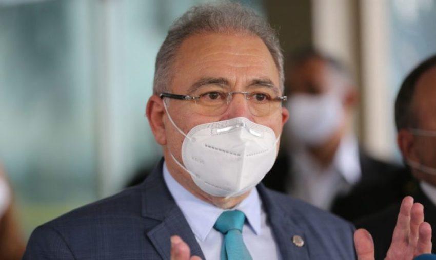Marcelo Queiroga, ministro da Saúde - Foto: Reprodução