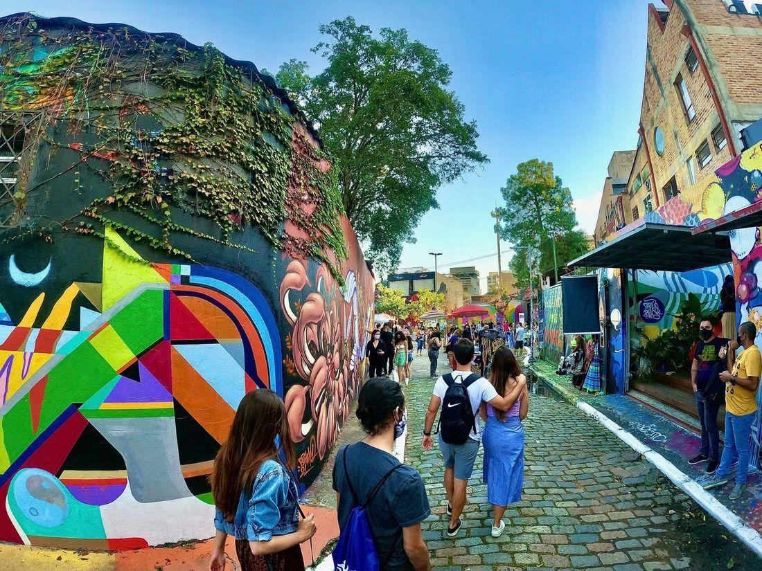 São Paulo é eleita a melhor cidade do mundo para paquera