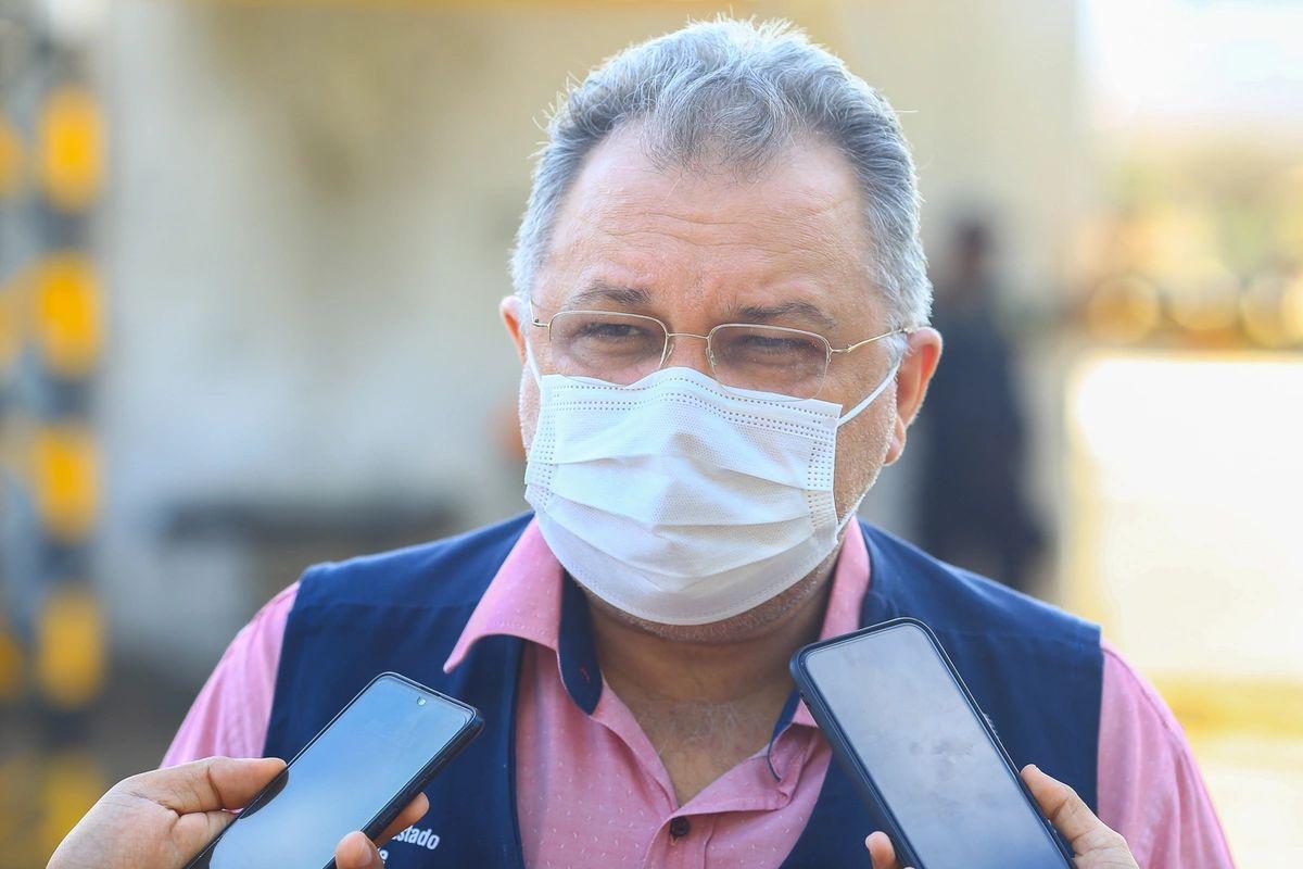 Secretário Florentino Neto afirmou que essa medida será benéfica para o trabalho de imunização - Foto: Divulgação