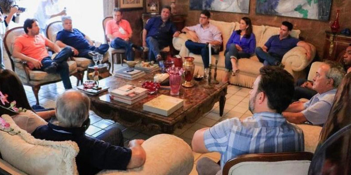 """Sílvio Mendes sobre Margarete Coelho: """"deve concorrer à Câmara"""""""