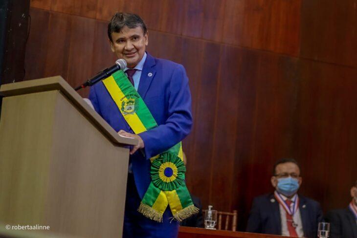 Wellington Dias volta a defender a Reforma Tributária (Foto: Roberta Aline)