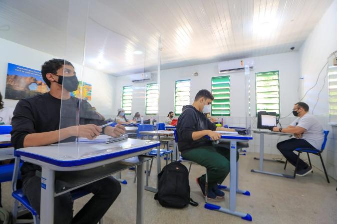 Aulas passam a ser obrigatórias no Piauí (Foto: Divulgação)