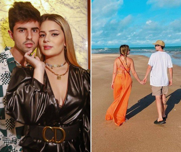 Viih Tube anuncia fim de namoro de três anos com Bruno Magri