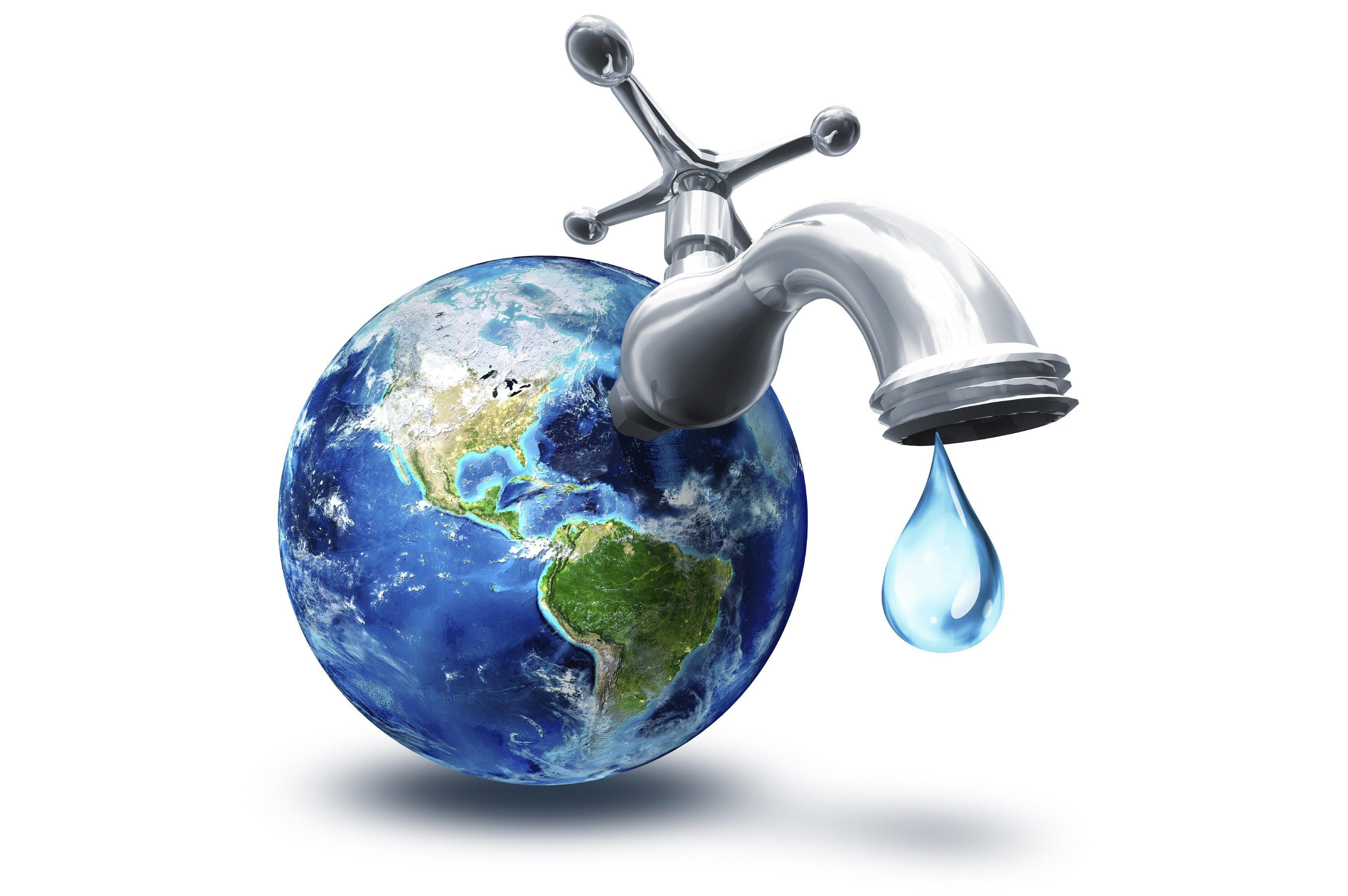 Crise hídrica é um assunto que preocupa todos. (Foto: Reprodução)