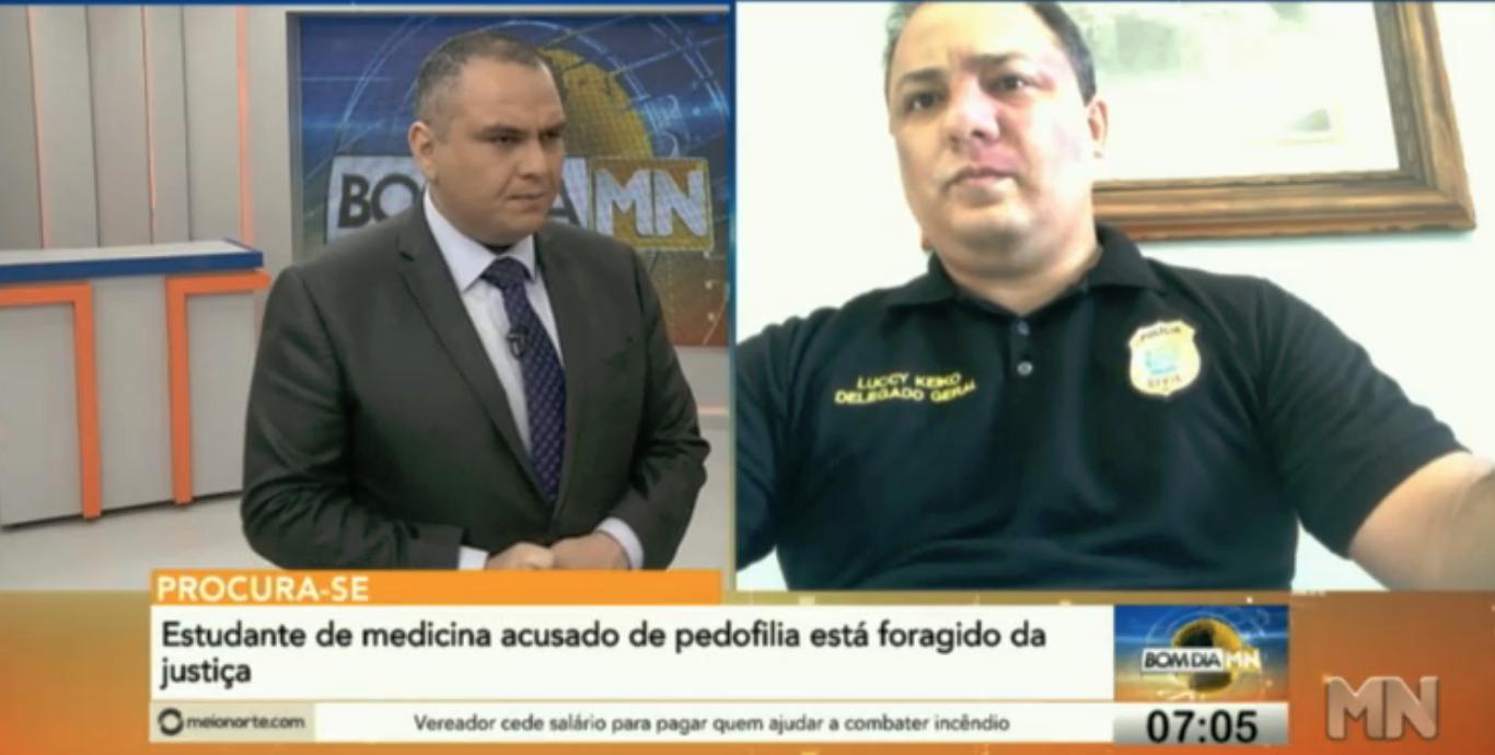 Polícia Federal é acionada após Marcos Vitor ser considerado foragido - Imagem 1