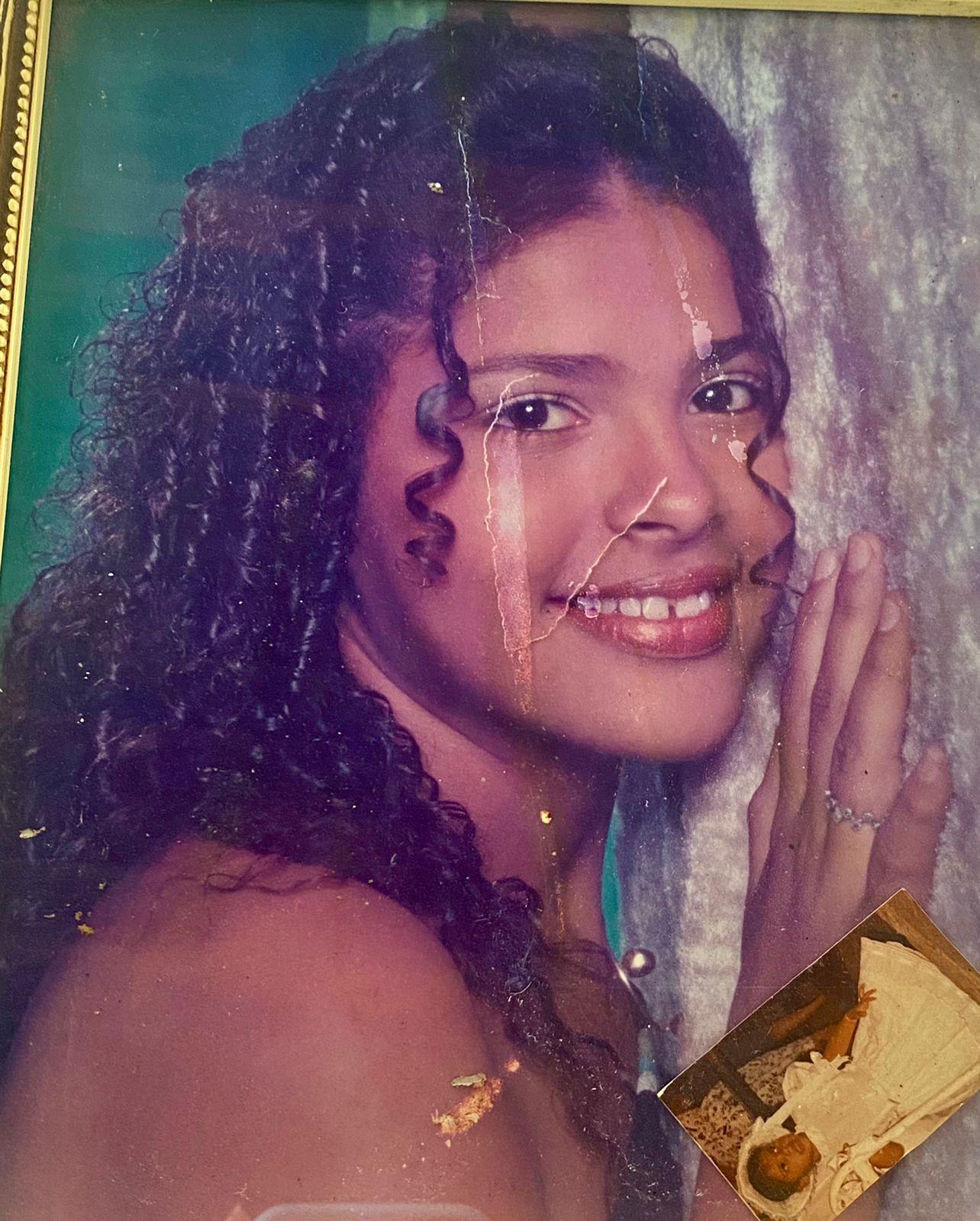 Gyselle Soares com 15 anos em ensaio fotográfico - Foto: Arquivo Pessoal
