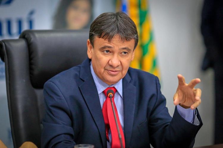 O governador Wellington Dias reagiu a proposta que altera o cálculo (Foto: CCOM)