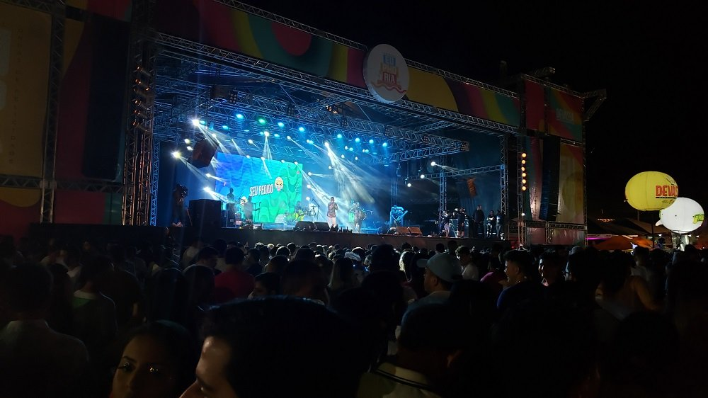 Marca Euphoria ficou consolidada no carnaval.
