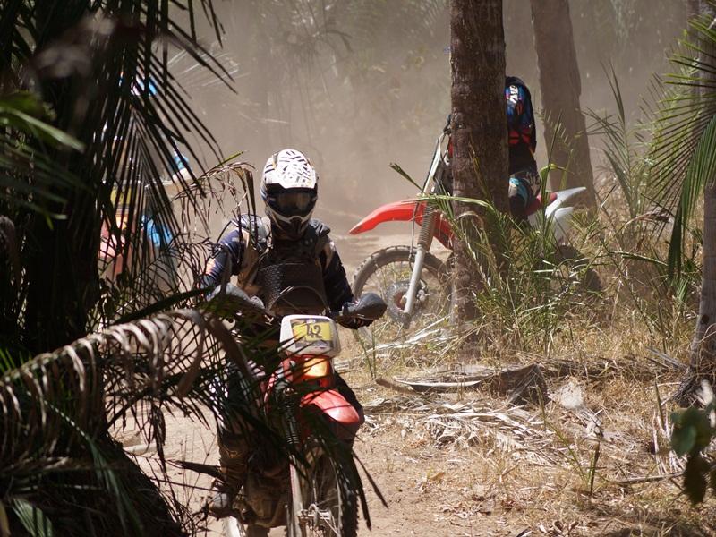 Prova tem percurso desafiador para competidores. (Foto: Divulgação)