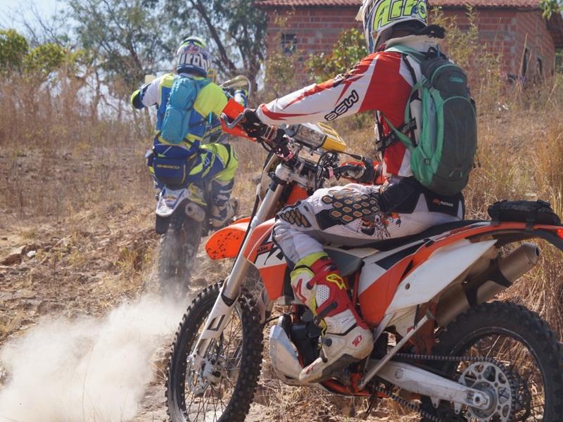 Competidores vão enfrentar diversos obstáculos ao longo da prova. (Foto: Divulgação)