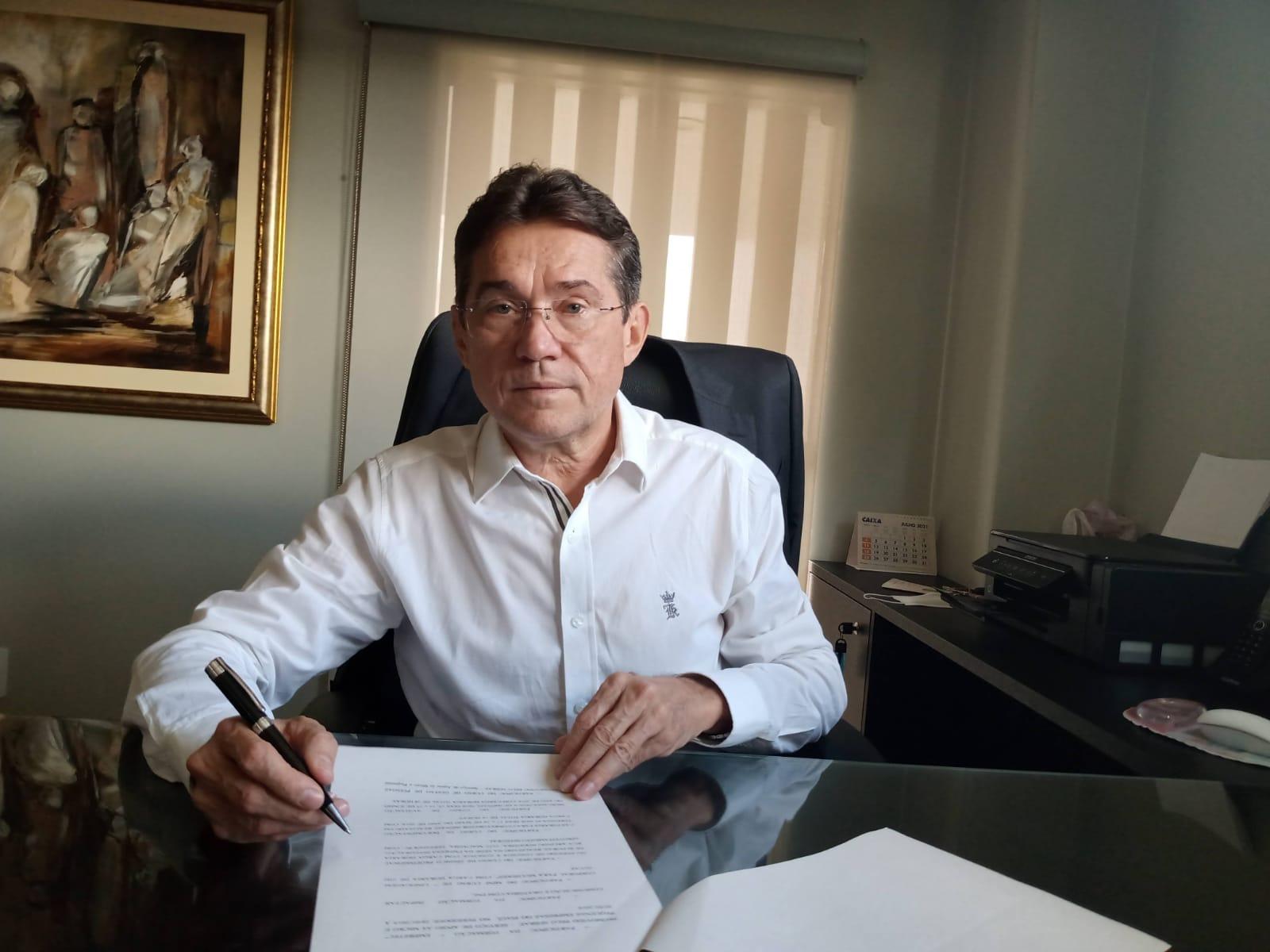Andrade Júnior, presidente do CIEPI - Foto: Ascom