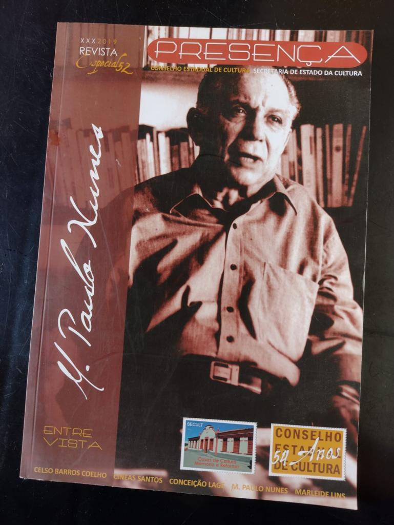 Revista fez homenagem a Manoel Paulo Nunes/Divulgação