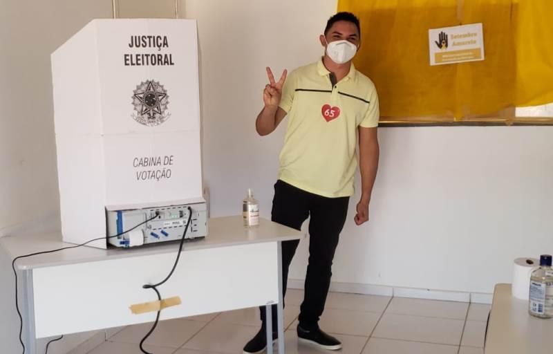 Wilson Gomes é eleito prefeito de Juazeiro do Piauí em eleição suplementar - Foto: Divulgação