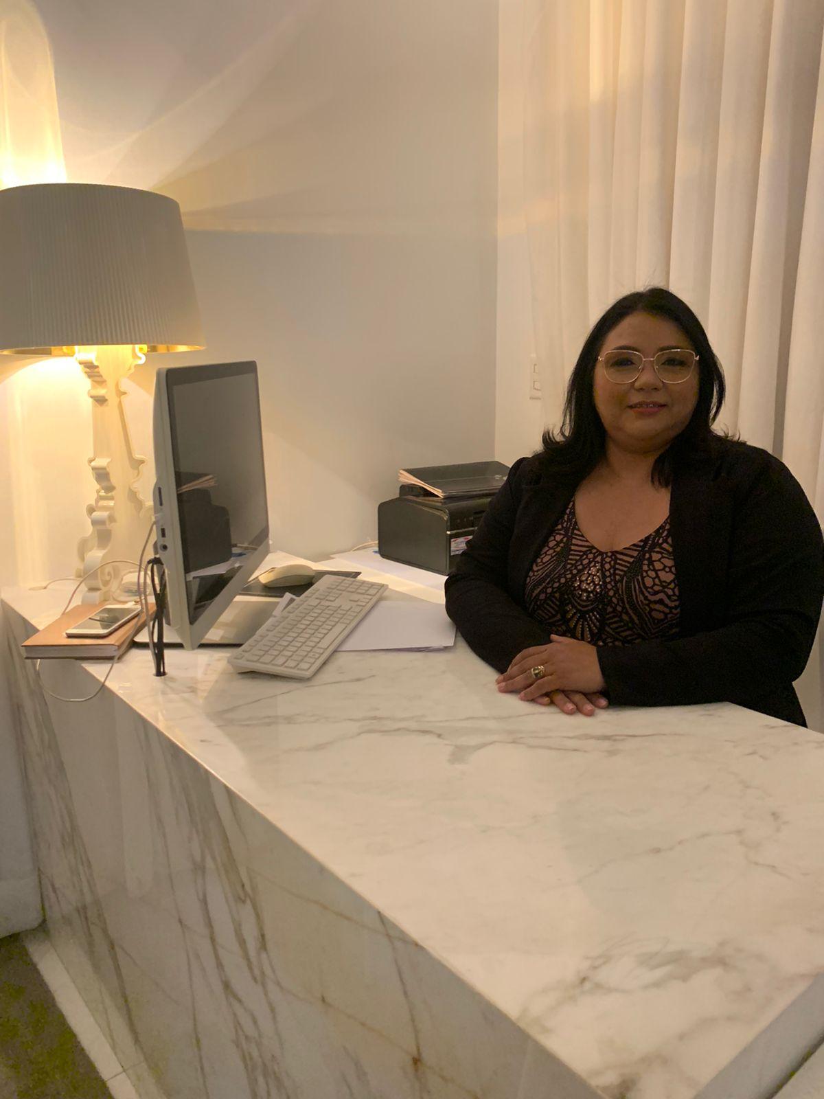 Regina Pacheco, predidente do CRC-Pi, dá dicas de educação financeira