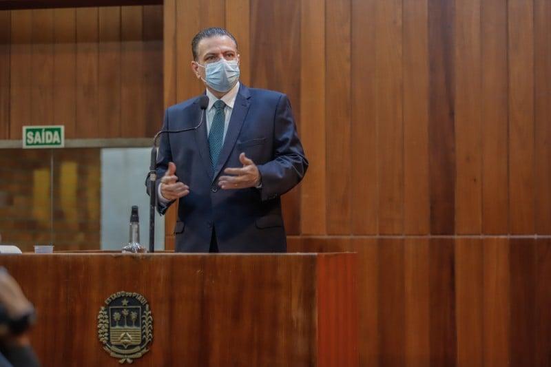 A proposta é de autoria do deputado Gessivaldo Isaías (Foto: Divulgação/Alepi)